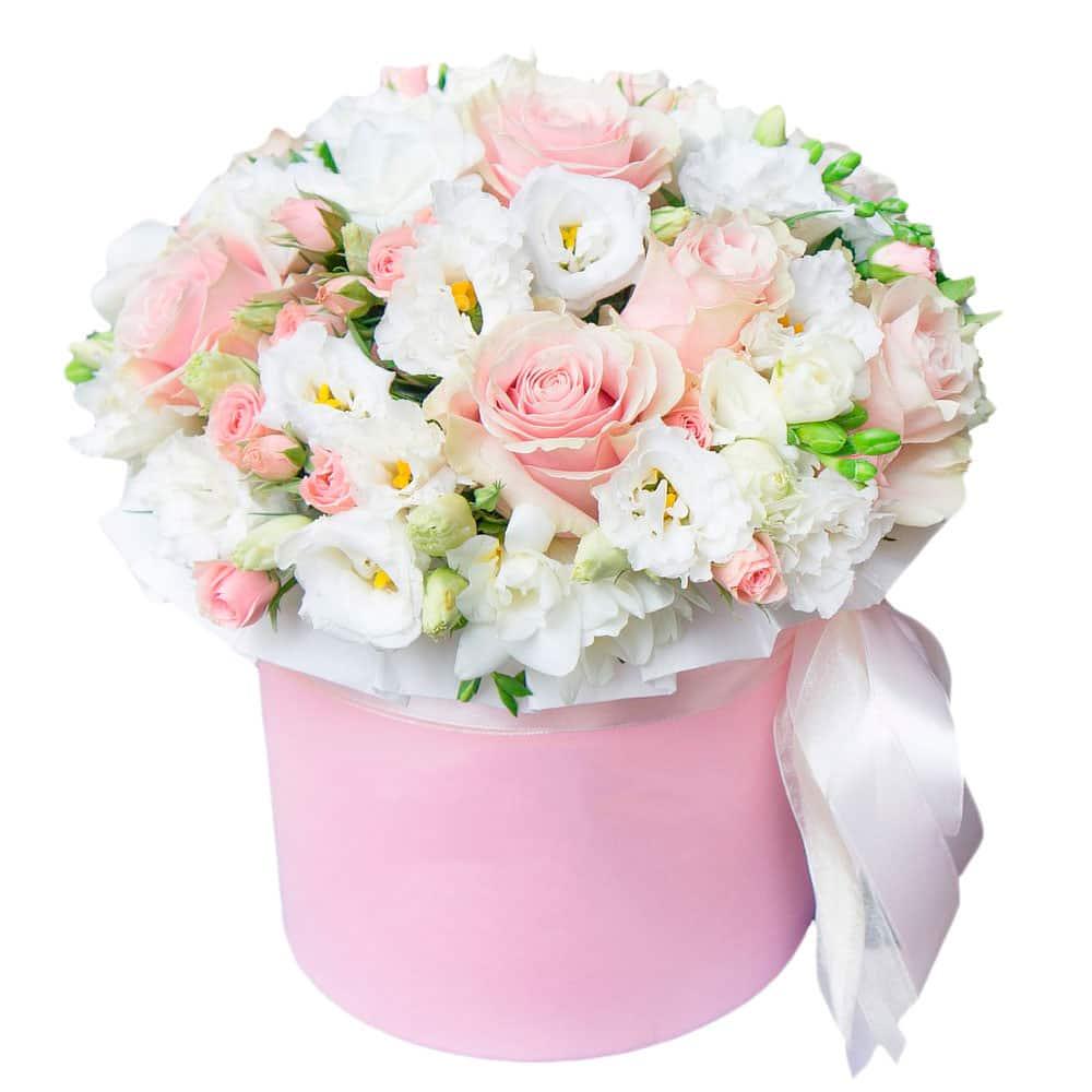 вышла фото цветы красивые букеты на белом фоне цветов
